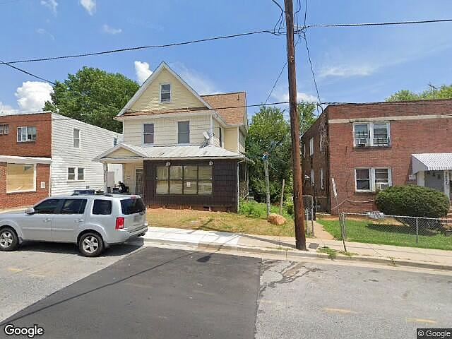 Image of rent to own home in Mount Rainier, MD