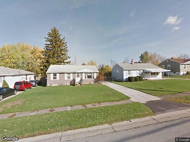 Image of rent to own home in Orchard Park, NY