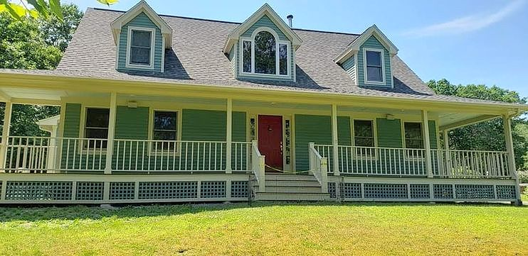 Image of rent to own home in Rehoboth, MA