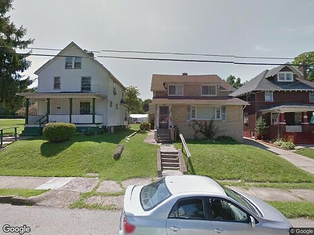 Image of rent to own home in Farrell, PA