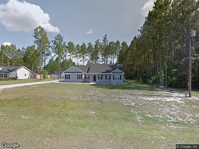 Image of rent to own home in Blackshear, GA