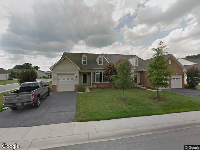 Image of rent to own home in Ocean View, DE