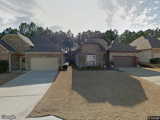Image of rent to own home in Mount Olive, AL