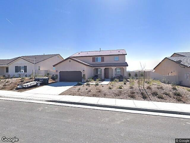 Image of rent to own home in Calimesa, CA