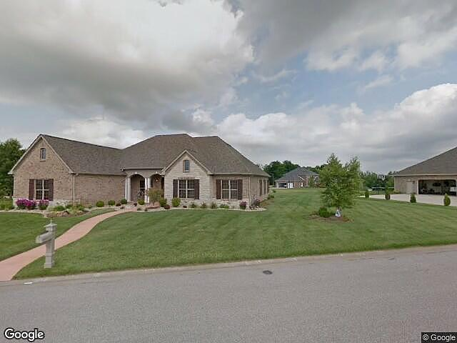 Image of rent to own home in Millstadt, IL