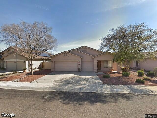 Image of rent to own home in Avondale, AZ