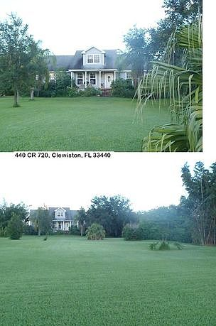 Image of rent to own home in Clewiston, FL