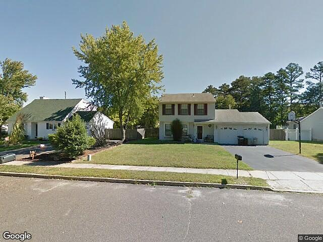 Image of rent to own home in Sicklerville, NJ
