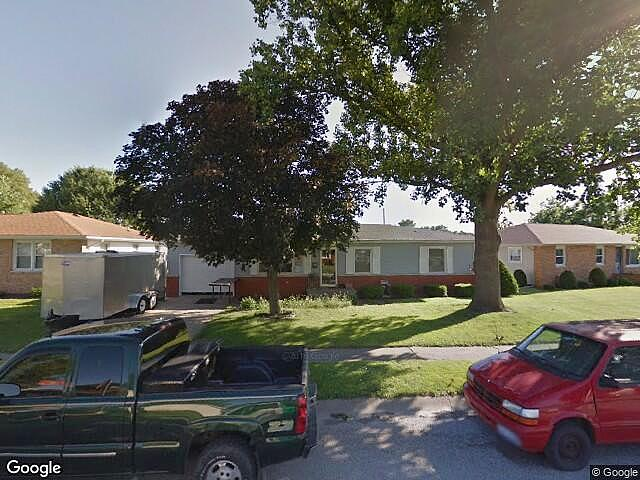 Image of rent to own home in Mattoon, IL