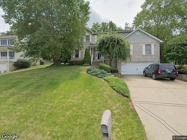 Image of rent to own home in Harrison City, PA