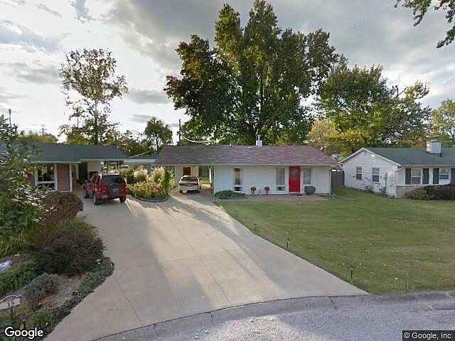 Image of rent to own home in Centralia, IL