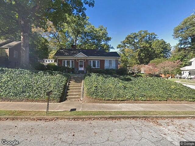 Image of rent to own home in College Park, GA