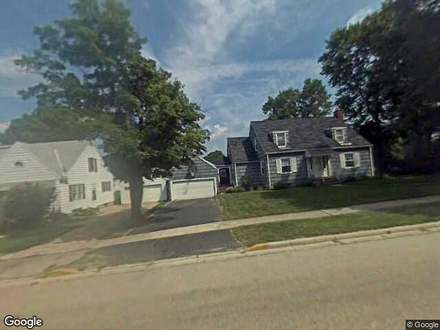 Image of rent to own home in Christiansburg, OH
