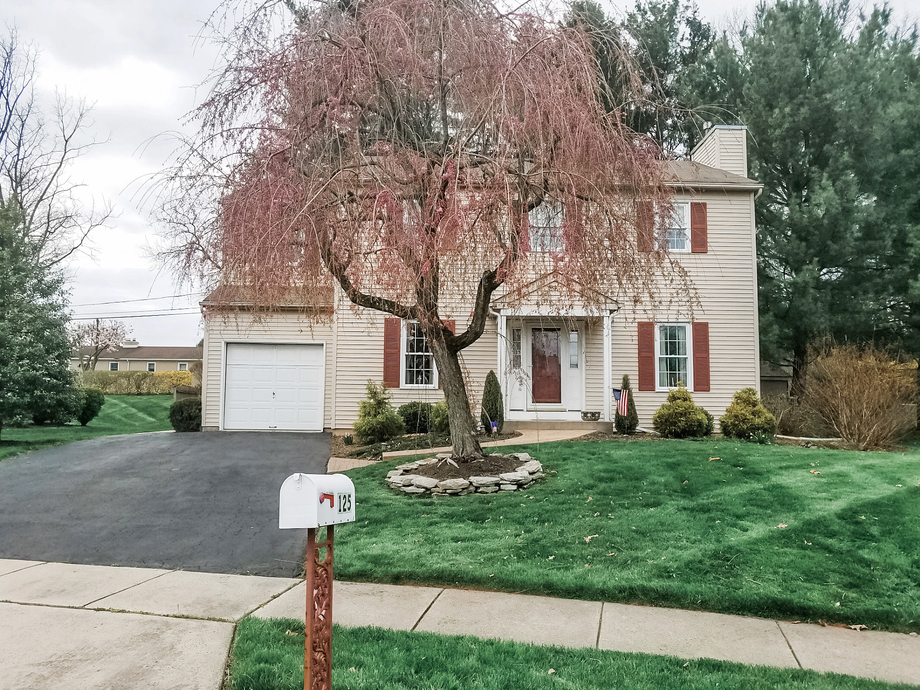 Image of rent to own home in Doylestown, PA