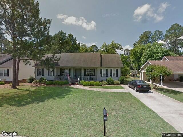 Image of rent to own home in Americus, GA
