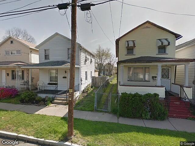 Image of rent to own home in Wilkes Barre, PA