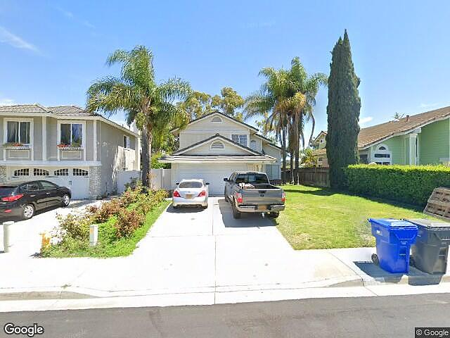 Image of rent to own home in Oceanside, CA