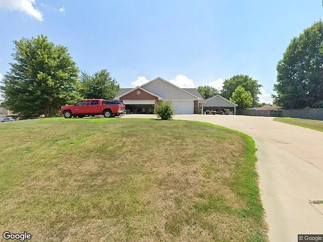 Image of rent to own home in Van Buren, AR