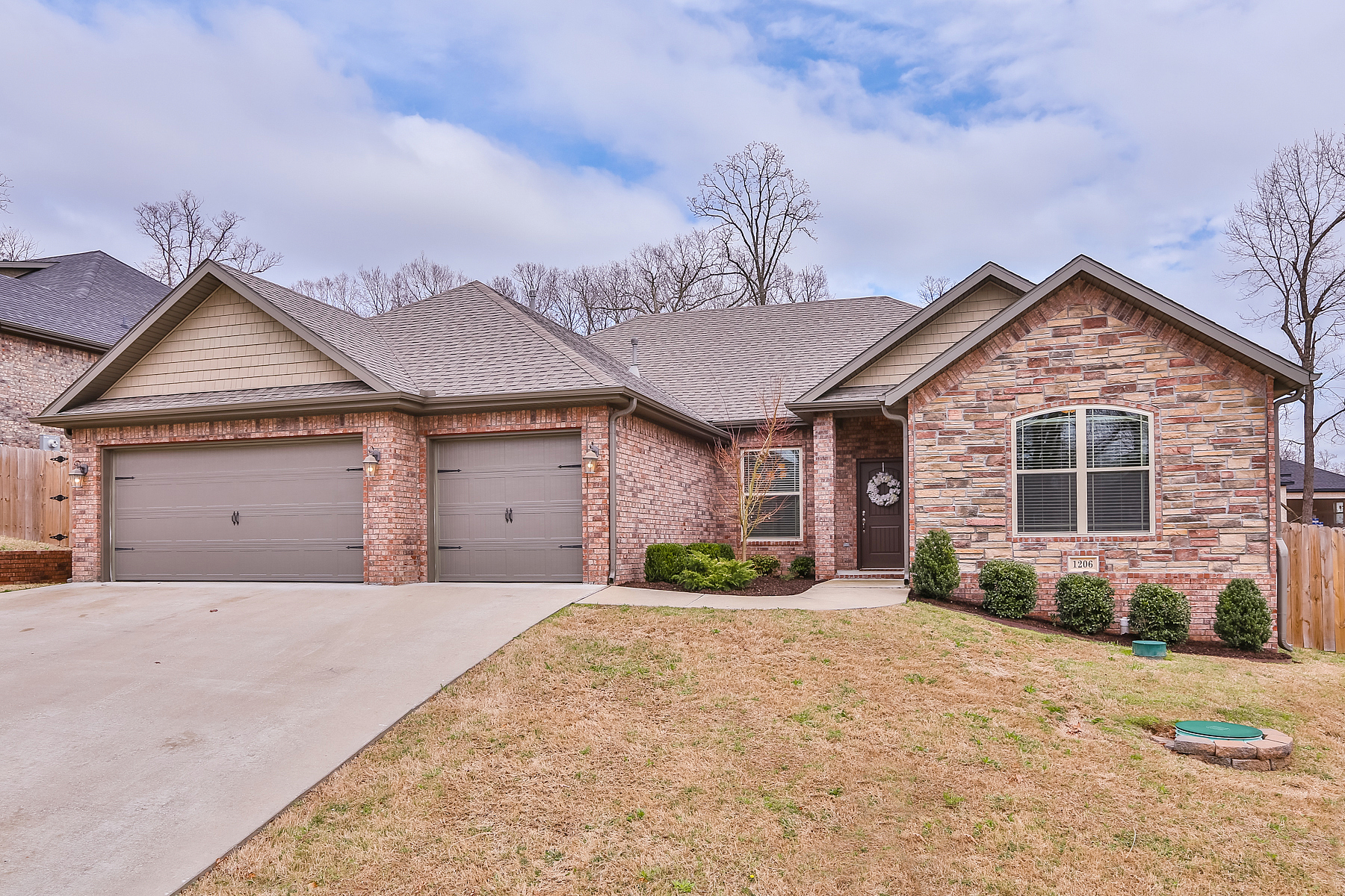 Image of rent to own home in Cave Springs, AR