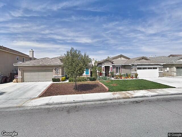 Image of rent to own home in Romoland, CA