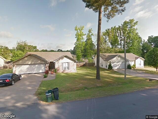 Image of rent to own home in Sheridan, AR
