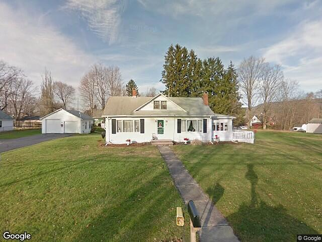 Image of rent to own home in Wellsville, NY