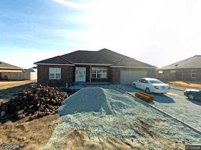 Image of rent to own home in Grove, OK