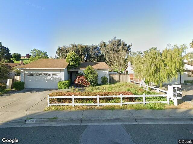 Image of rent to own home in Hercules, CA