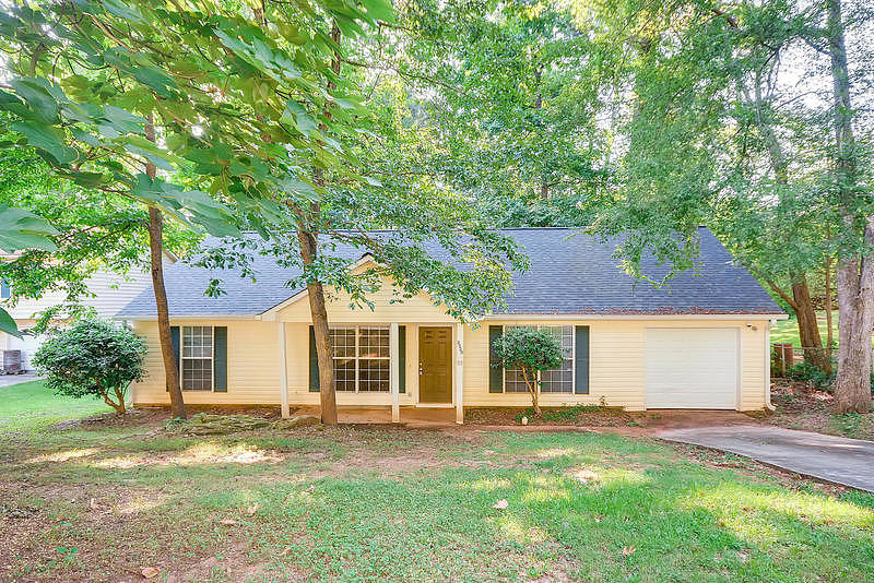 Image of rent to own home in Rex, GA