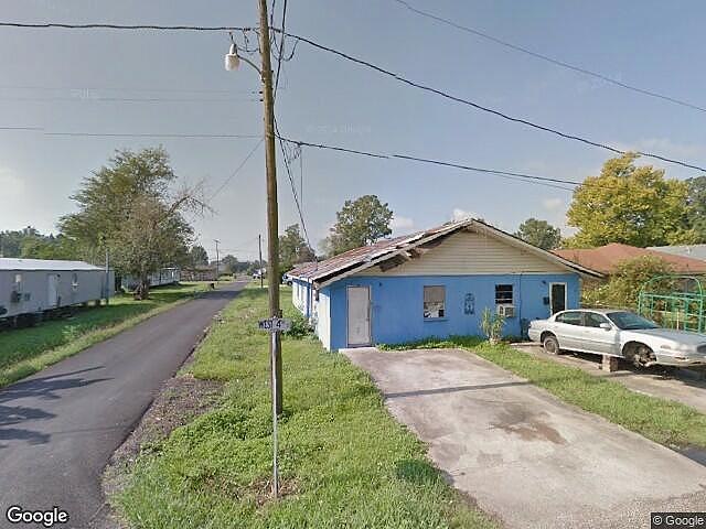 Image of rent to own home in Donaldsonville, LA