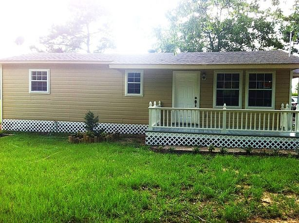 Image of rent to own home in De Berry, TX