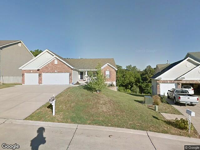 Image of rent to own home in Pevely, MO