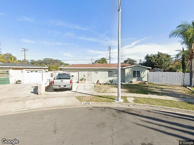 Image of rent to own home in Garden Grove, CA