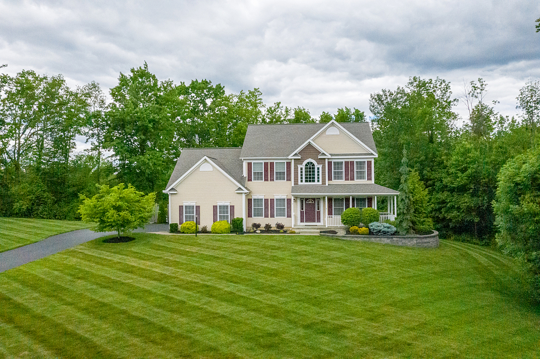 Image of rent to own home in Ballston Lake, NY