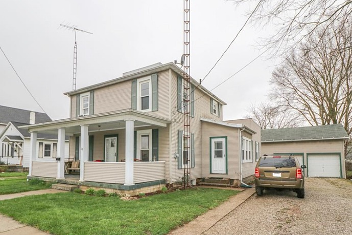 Image of rent to own home in Shelby, OH