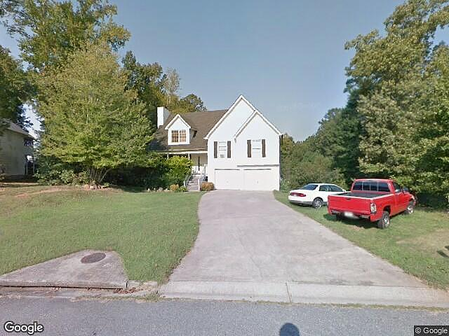 Image of rent to own home in Cartersville, GA