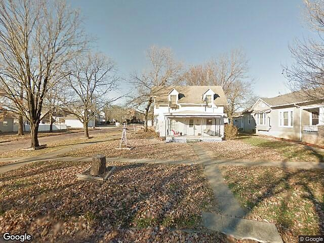 Image of rent to own home in Fort Scott, KS