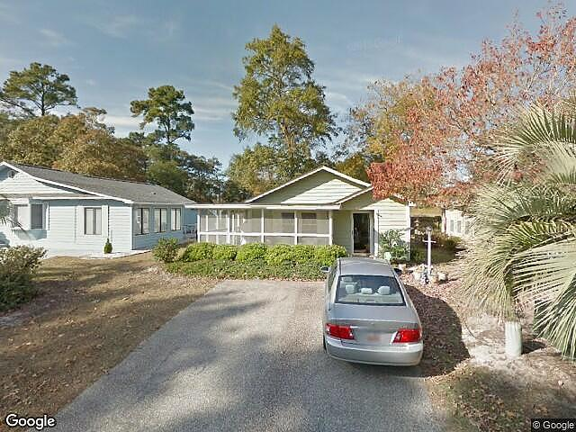 Image of rent to own home in Little River, SC