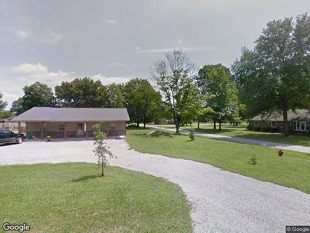 Image of rent to own home in Rich Hill, MO