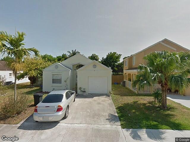 Image of rent to own home in Miramar, FL