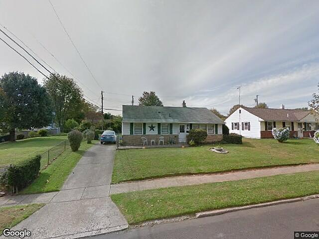 Image of rent to own home in Bensalem, PA