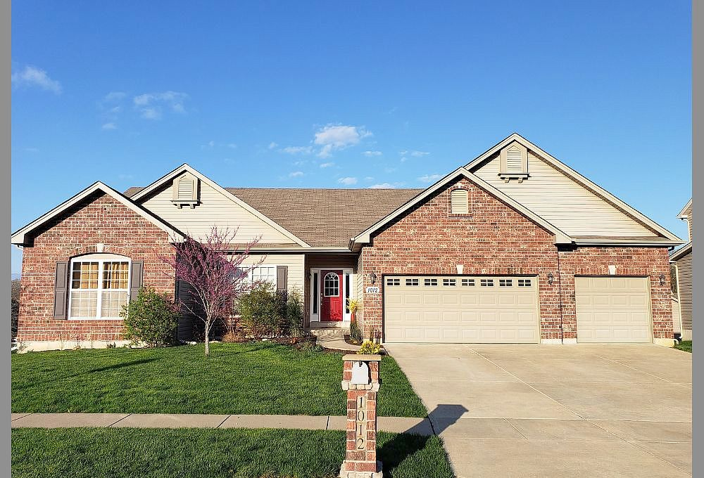 Image of rent to own home in Wentzville, MO