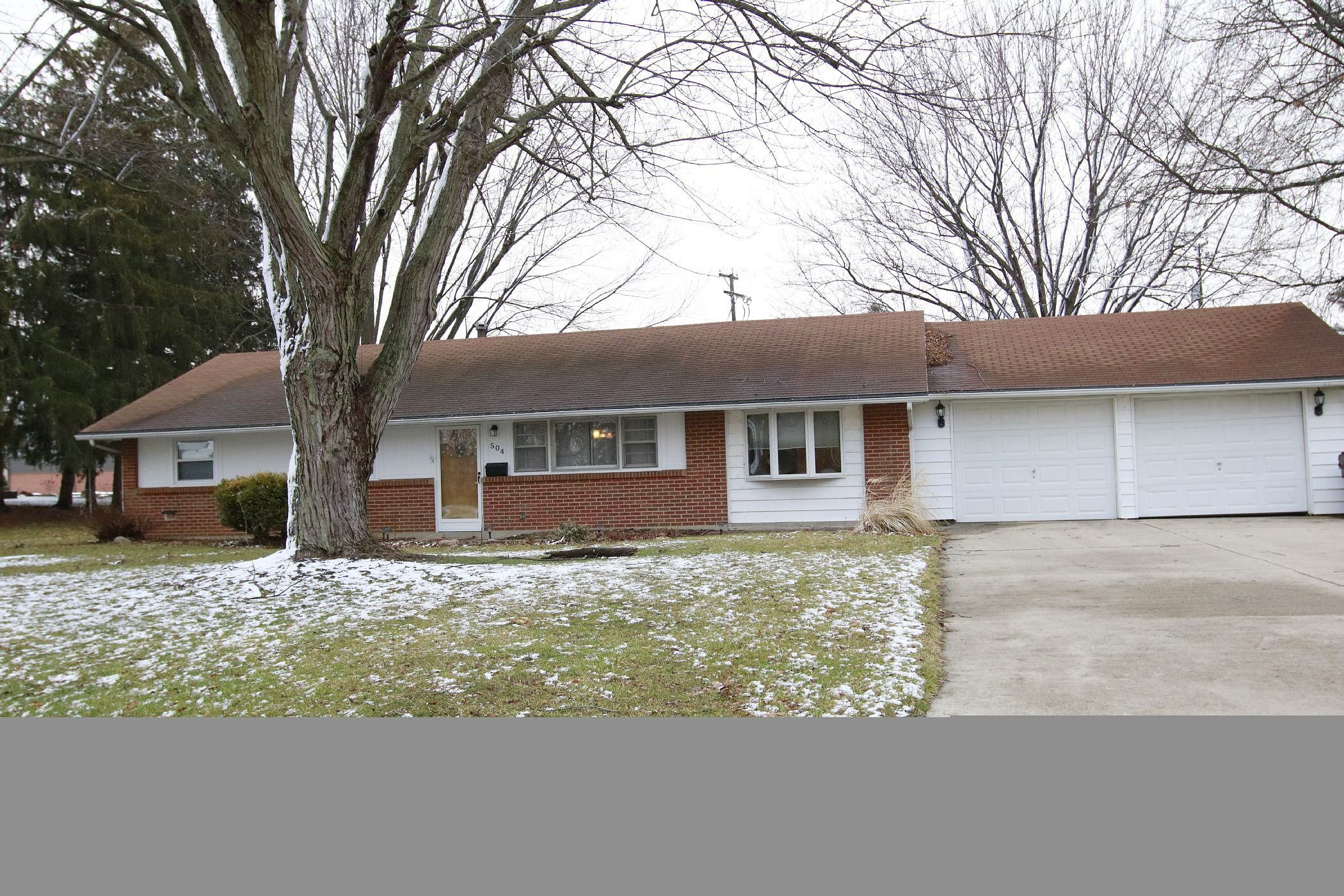 Image of rent to own home in Ada, OH