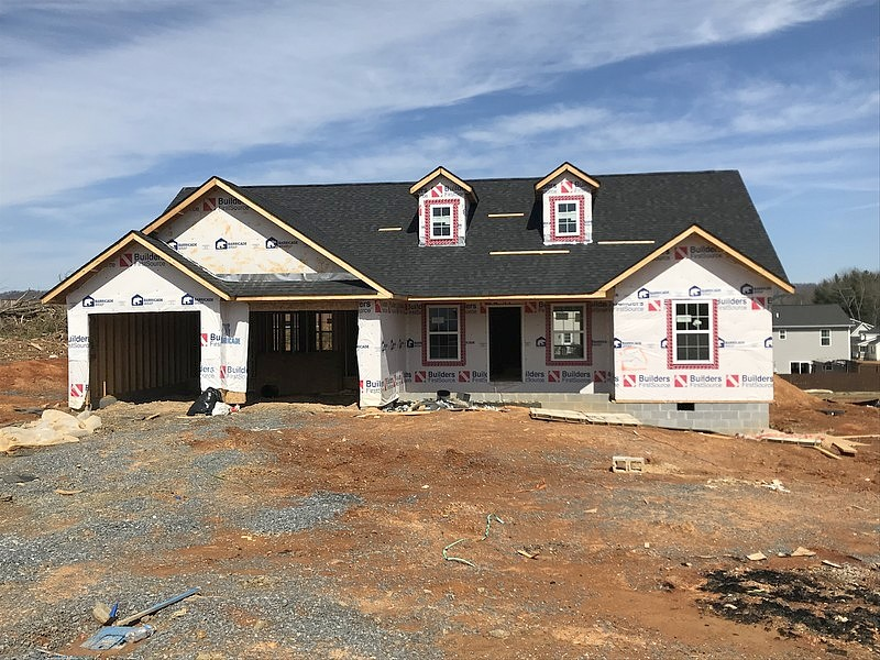 Image of rent to own home in Bluff City, TN