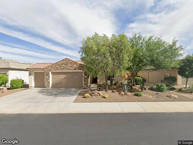 Image of rent to own home in Buckeye, AZ