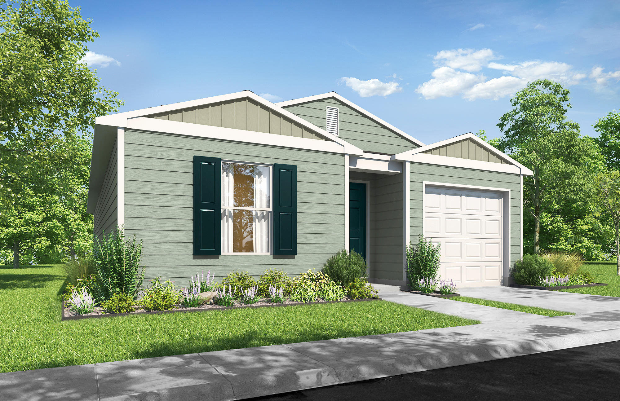 Image of rent to own home in Hephzibah, GA