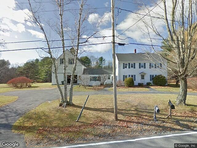 Image of rent to own home in Westbrook, ME