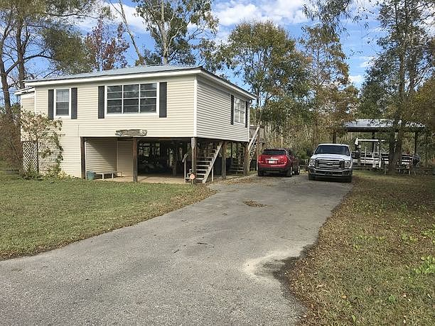 Image of rent to own home in Moss Point, MS