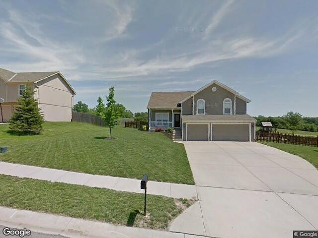 Image of rent to own home in Weston, MO