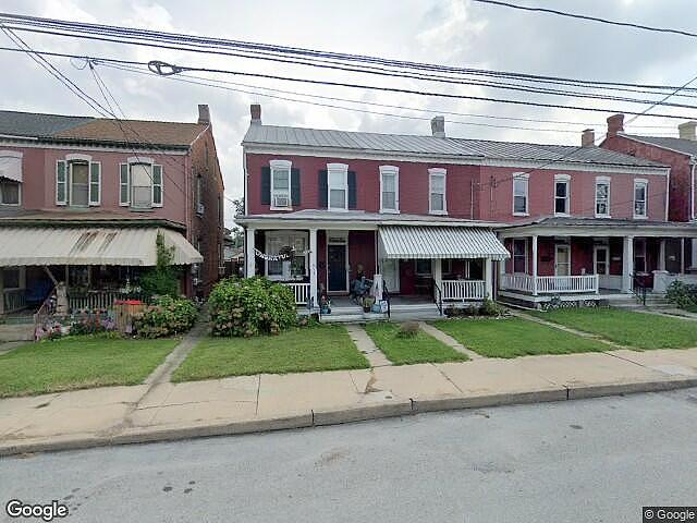 Image of rent to own home in Wrightsville, PA